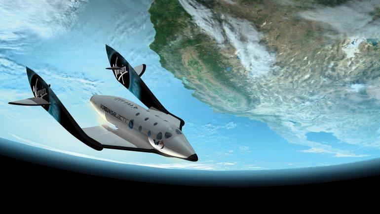 La nueva joya de Virgin Galactics podrá llevar al espacio a seis personas