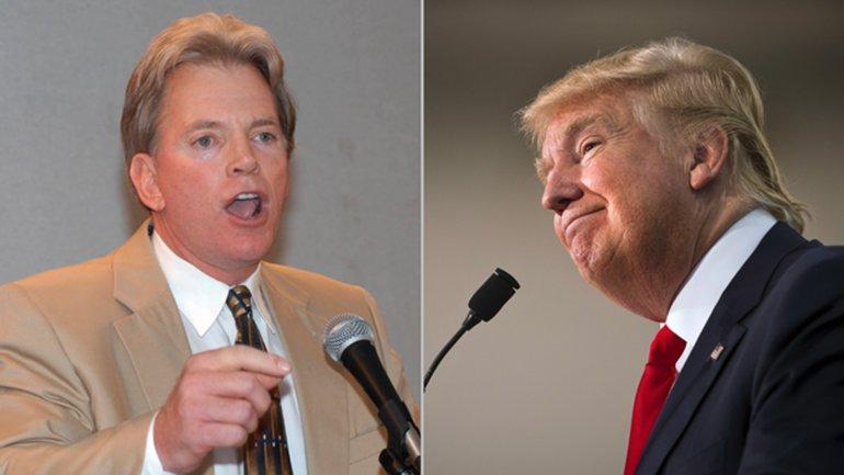 David Duke aseguró que votar en contra de Donald Trumpen este momento sería realmente unatraición a mi herencia.