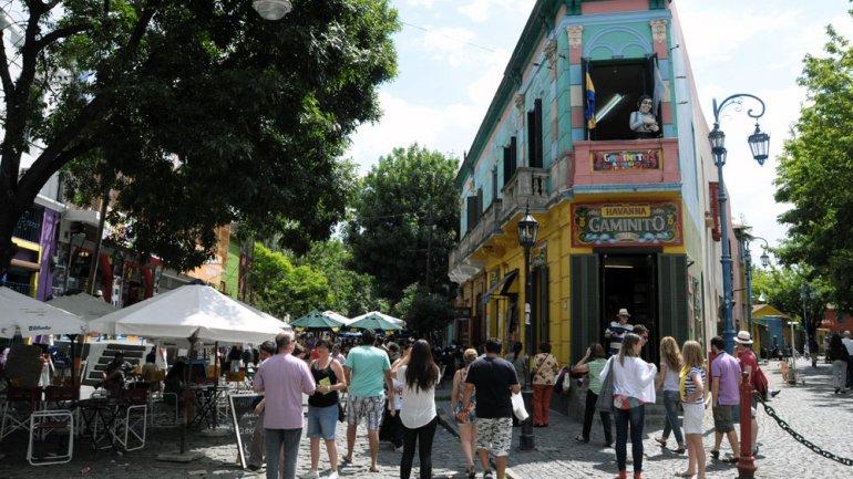 Argentina, según los extranjeros que la visitan, pasa lince