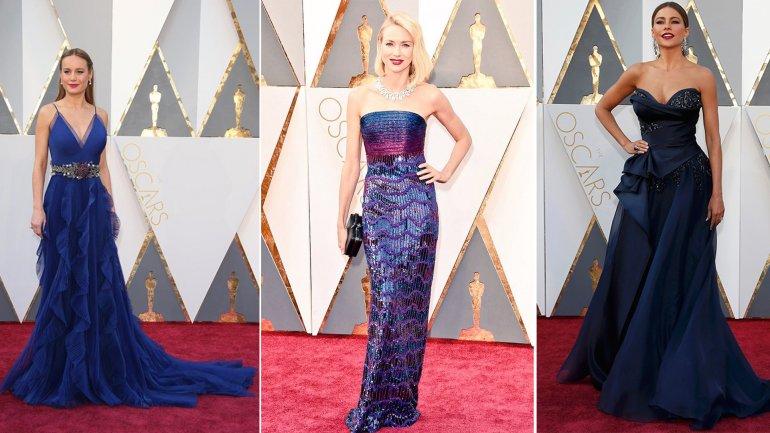 Brie Larson, Naomi Watts y Sofía Vergara: las más bellas en la red carpet