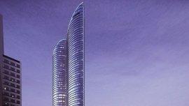 Hertsmere House tendrá 67 pisos y medirá más de 240 metros de altura.