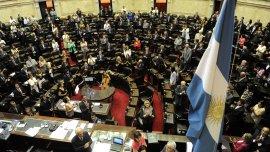 La sesión especial de la Cámara de Diputados