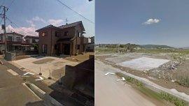Ishinomaki, antes y después