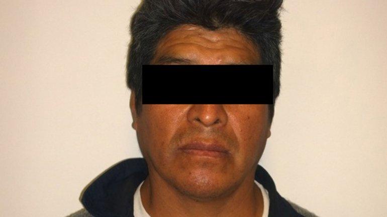 Nilo Arturo Azambuja Fuentes fue capturado en Don Torcuato por pedido de la Justicia de Perú.