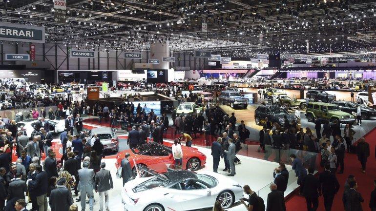 El Salón de Ginebra es uno de las mejores exposiciones para ver autos exclusivos y de diseño