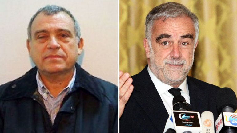 Antonio Stiuso y Luis Moreno Ocampo