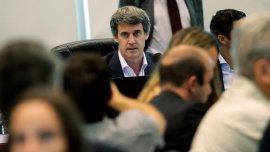 Tras su paso por Diputados, Alfonso Prat-Gay es esperado por los legisladores de la Cámara alta