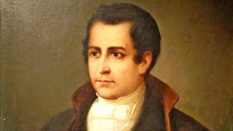 Mariano Moreno murió en alta mar, el 4 de marzo de 1811