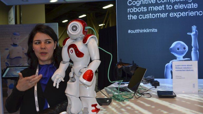 IBM informó sus principales anuncios y proyectos del año en la feria Interconnect, en Las Vegas.