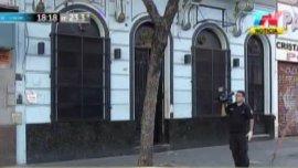 El after hour donde se inició la agresión no tiene carteles en su fachada