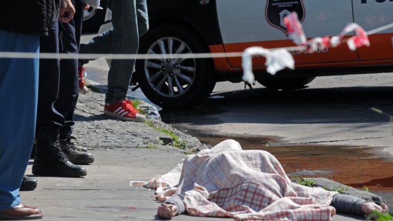 Femicidio en Temerpley el 31 de agosto de 2015: la ejecutó en la calle