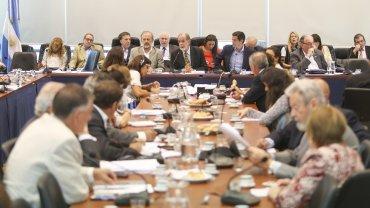 Algunas modificaciones fueron ya acordadas en el debate de comisión del martes