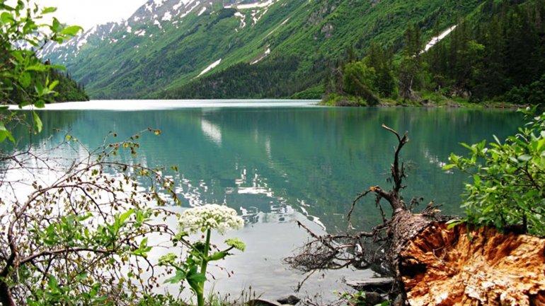 El Lago Escondido, un paraíso de la Patagonia.