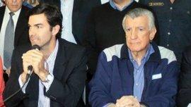 Juan Manuel Urtubey junto a José Luis Gioja