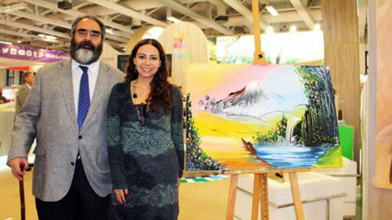 Jorge Jurado y María Cristina Rivadeneira