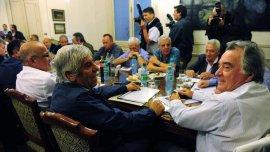 Los líderes de la CGT, cada vez más cerca
