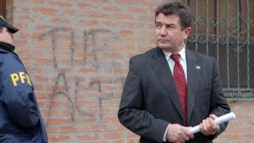 Desde 2012, Néstor Roncaglia ocupó el cargo de jefe de Drogas Peligrosas de la PFA.