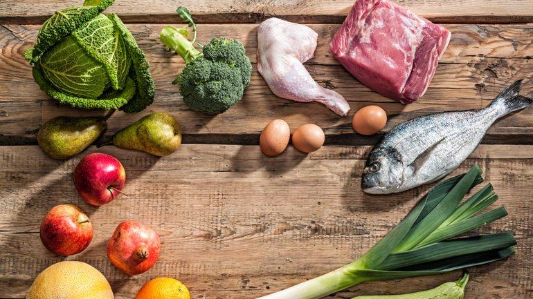 La cantidad de calorías en cada alimento es importante para la dieta