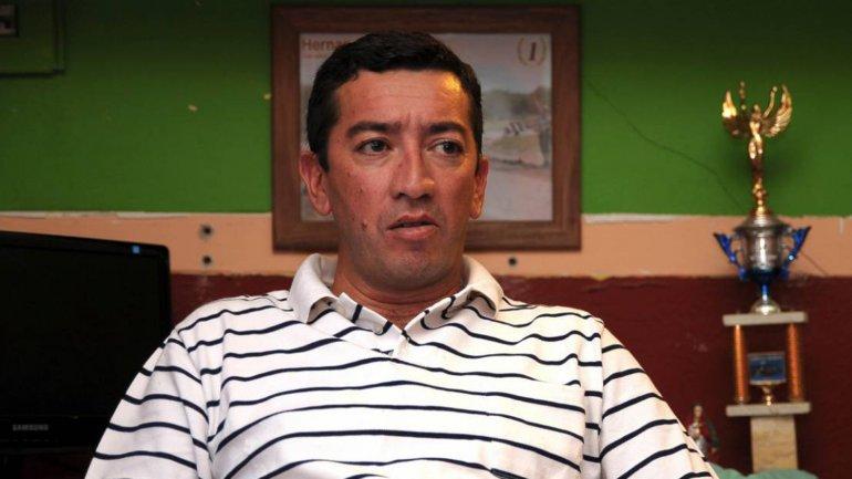 Diego Lorenzetti está acusado de haber encargado el asesinato de su esposa, Romina Aguilar