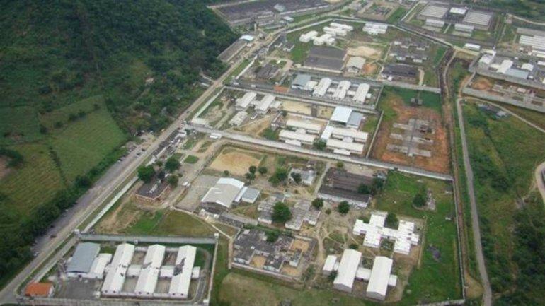 El Complejo Penitenciario de Gericinó tiene 26 pabellones y 17 mil internos de ambos sexos