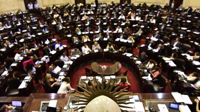 La Cámara de Diputados le dio media sanción al acuerdo con los holdouts