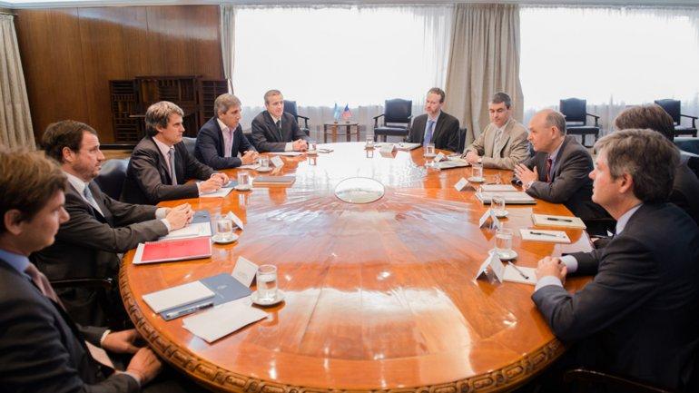 Equipos técnicos de la Argentina y los EEUU analizaron estrategias para reeimpulsar la relación económica bilateral