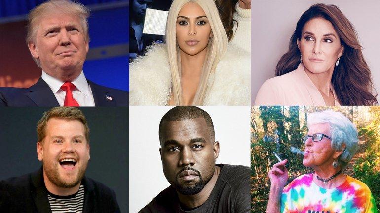 La revista TIME realizó una lista de las personas más influyentes de Internet