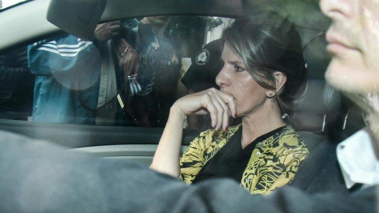 Sandra Arroyo Salgado defendió el pedido de la querella para que el caso Nisman pase al fuero federal.