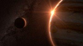 La conjunción de la Luna y Júpiter será visible desde las 22:30