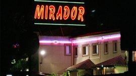 Fachada del Club Mirador de Madrid.