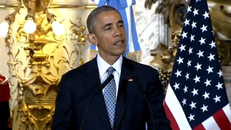 Mañana Obama visitará el Espacio de la Memoria por el 40º aniversario de la dictadura