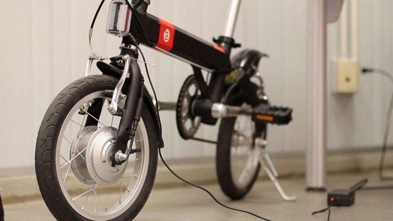 En 2014, el argentino el obtuvo elpremio Innovarpor su Universal Bike