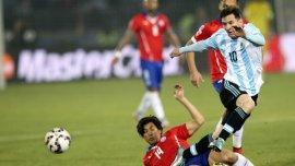 Messi se prepara para disputar la Copa América Centenario