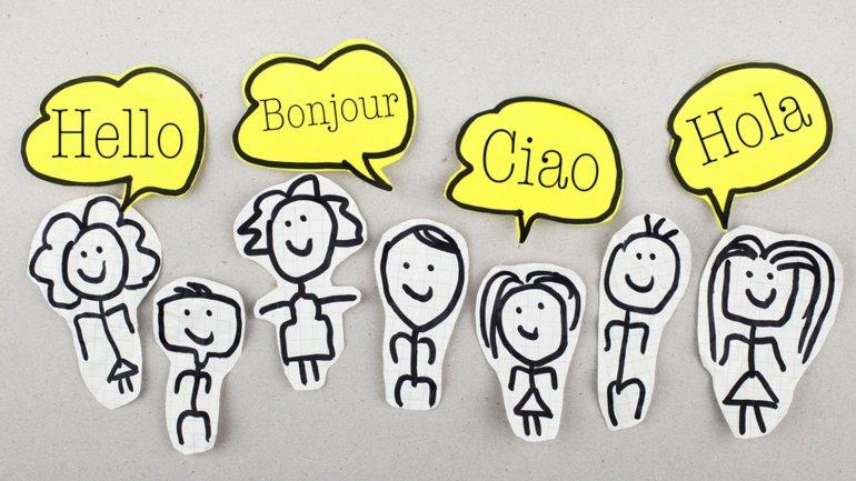 De los 7 mil idiomas que existen en el mundo, sólo 10 se destacan por sobre el resto