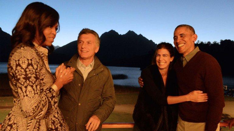 Barack OBama se comprometió a volver a la Argentina en 2017