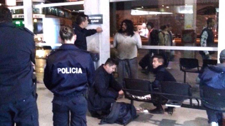 Detuvieron a un trapito que atacó a un joven en Mar del Plata