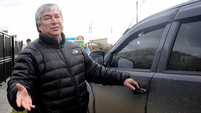 Yo puedo explicar mí patrimonio, Ricardo Echegaray no, dijo Lázaro Báez.