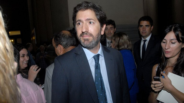 El juez federal Sebastián Casanello