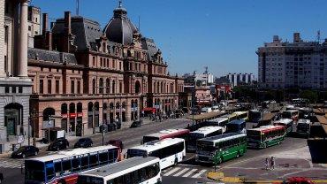 La movilización afectará al transporte desde el mediodía
