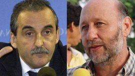 Guillermo Insfrán y Gildo Insfrán, los primeros anotados en la carrera por presidir el PJ
