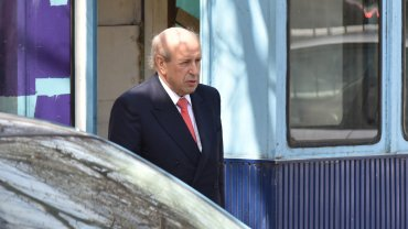 Manuel Vasquez, testaferro del ex secretario de Transporte, Ricardo Jaime