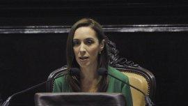 La Gobernadora bonaerense anunció refuerzos para luchar contra la inseguridad