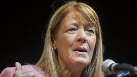 Margarita Stolbizer criticó la marcha k en Comodoro Py