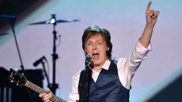 Paul McCartney se sube a las facilidades de las nuevas tecnologías