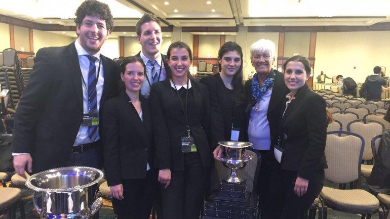 Tras 20 años, representantes argentinos se alzaron con este reconocido premio