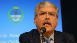 Julio De Vido es hoy el titular de la Comisión de Energía de Diputados