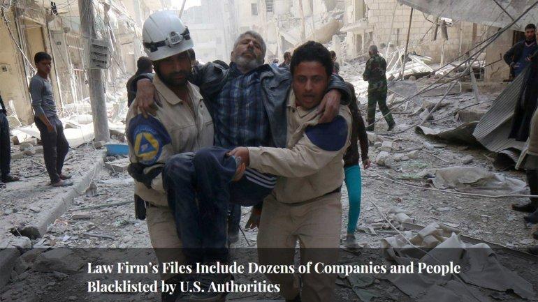 ICIJ incluyó en su extensa investigación a 33 empresas y personas con nexos con el régimen de Bashar al Assad