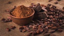 Cacao, rico y saludable
