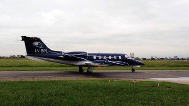 El avión de Lázaro Báez cruzó 12 veces la frontera con Paraguay.