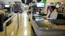 Muchos supermercados sufrieron el boicot del jueves